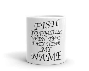 Fish Tremble Spartees Mug