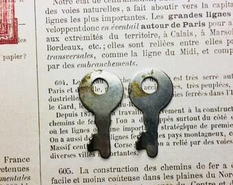 Vintage Keys, Antique Keys, Skeleton Keys, Steampunk, Jewelry, Keys, Jewelry supplies, Charms, Earings