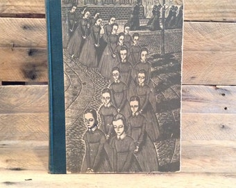 1946 Jane Eyre, Charlotte Bronte, Illustrated by Fritz Eichenberg