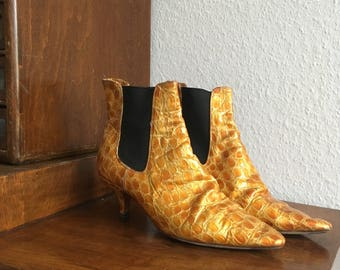 MICHEL PERRY Vintage Boots