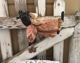 "Handmade ""Phoebe"" Doll"
