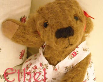 Teddy bear ETHEL