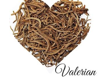 Valerian Root 75g Valerian Herbal Tea 100% Natural