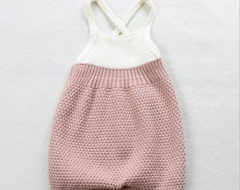 Kuzzy Design Baby Knit Dress,Nwborn/3/6/9/12/18/24 months Baby Knit Dress,Handknit Girls Dress