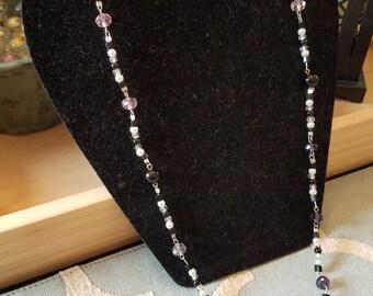 Multi-way Beaded Necklace