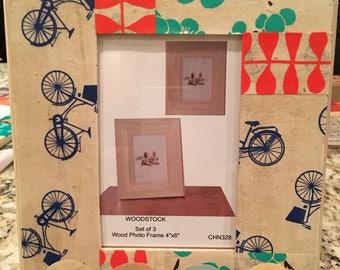 Bike Themed Frames