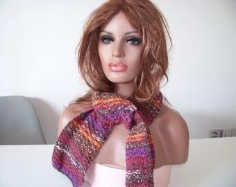 Multicolor fashion scarf