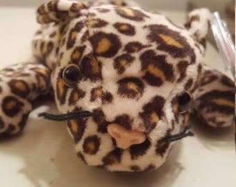 Freckles, an ORIGINAL Ty beanie baby