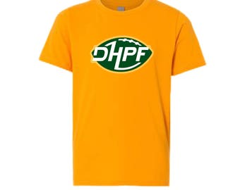 Girls Youth Short Sleeve DHPF T-Shirt
