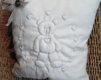 Cushion baby quilts