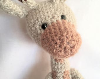 Giraffe Amigurumi/Giraffe/Giraffe/Toy/animal Amigurumi/Crochet Toys/Amigurumi toy/giraffe/Amigurumi Giraffe