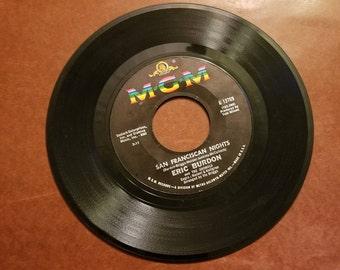 Eric Burdon ~ San Francisco Nights / Good Times ~ NEAR MINT ~ MGM 13769