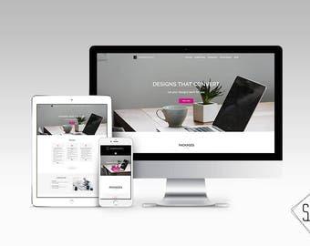 Website Design | Custom Web Design | Wordpress Web Design | Modern Website | Professional Website Package