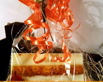 Orange Medicinal Soap