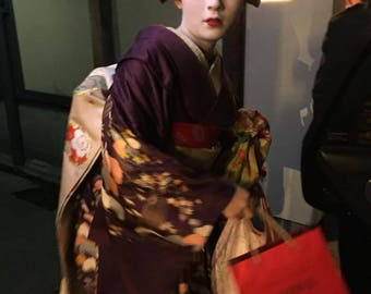 Japan, Gion