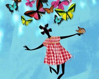Joy's Butterflies