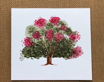 Mini-Watercolor painting