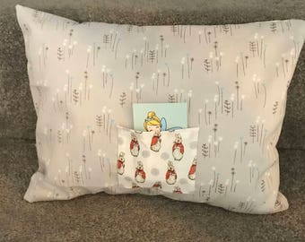 Children's cushions Peter Rabbit selection ... tooth fairy / travel / comfort