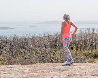Leggings / Yoga Leggings / Sport Clothing / Pilates Leggings /Women's Fashion Leggings / Colourful Leggings / Tights