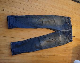 Vintage Levi's Jeans Orange Tab