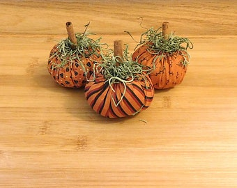 Thanksgiving Day Pumpkins Fall Bowl Fillers Holiday Pumpkins