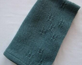 Soft Blue Cotton Napkins (set of 2)