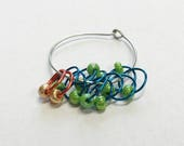 Small World Snagless Stitch Markers