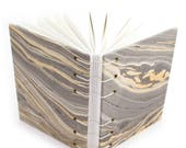 Marbled Blank Journal -  ...