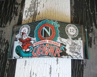 Ninkasi Sleigh'r Bi-Fold Beer Wallet
