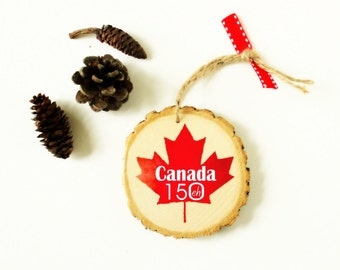 Canada 150 Canada's Birthday Canadian Ornament Keepsake Canada's One Hundred Fift-EH  Canadian 150th - 150th Celebration Canada Day Souvenir