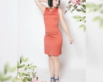 Robe Narcisse Orange