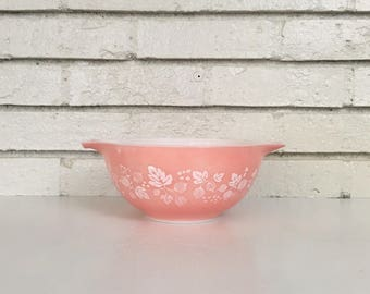 Pink Pyrex Bowls Etsy