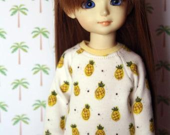 Pineapple Sweater for YOSD