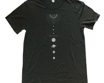 Solar System - Mens T-Shirt