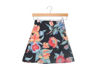 Val Skirt In Floral