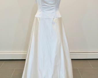 Stunning Givenchy wedding dress size 8