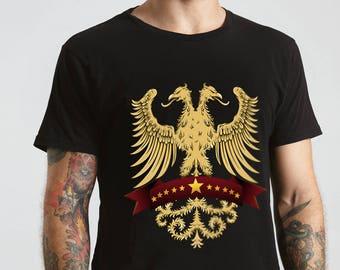 Dragon T Shirt , Mens T Shirt , Graphic Tee , Men's Tee , Medieval Dragon Graphic Tee , Mother Dragons Shirt , Dragons T-shirt , Dragon Tee