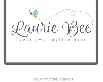 photography logo bee logo premade logo logo photography logos and watermarks hand drawn sewing logo photographer logo designs