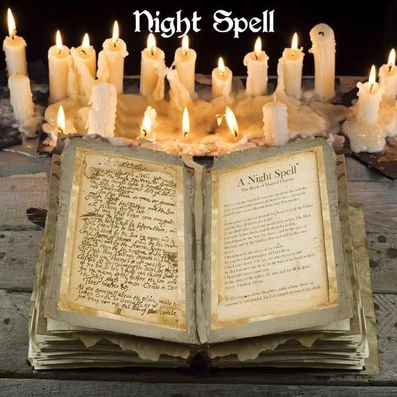 A Night Spell, Ancient Spell