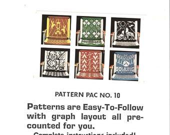 Six Unique Macrame Chair Patterns Pac 10