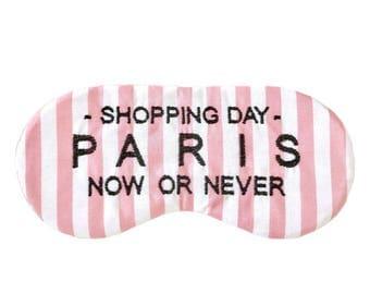 PARIS sleep eye mask