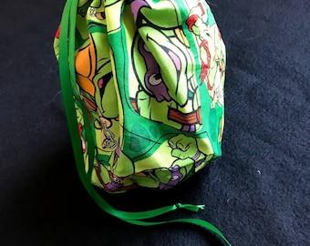 TMNT Dice / Gift Bag