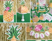 Pineapple Party Printable...