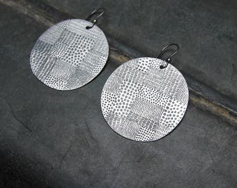 Topography earrings V