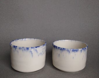 Powered Blue Cups