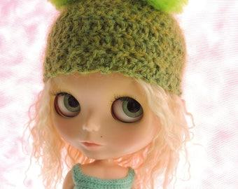 Fuzzy Wuzzy hat for Neo Blythe
