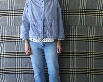 28w// vintage 90s light wash high waisted fray crop wrangler jeans// 28W