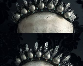 Mini Nevermore Crown Ready Made
