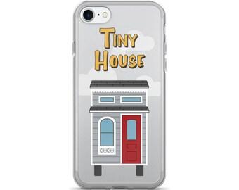 Full House / Tiny House Mashup - iPhone 8/8 Plus, 7/7 Plus Case