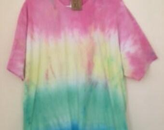 Adult XL Tie Dye T-Shirt